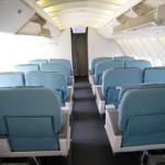 コリアンエアー(大韓航空)席だけビジネスクラス