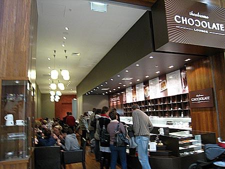 クライストチャーチ チョコレートラウンジ