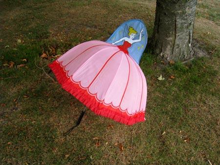 ニュージーランドの傘