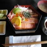 Kinjiで日本食ランチ:クライストチャーチのレストラン