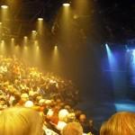 ニュージーランドトップの演劇、コートシアターでオープニングナイト