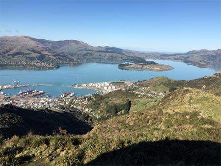 ニュージーランド ゴンドラ