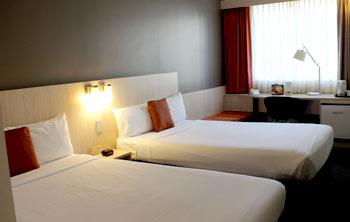 ウエリントンのホテル