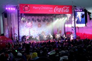 クリスマスインザパーク