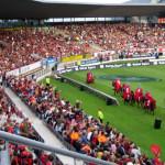 ラグビーの本場ニュージーランドで試合観戦にトライ!