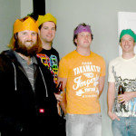 クリスマスクラッカー:NZパーティーの定番アイテム