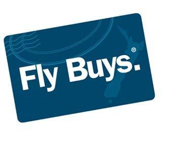 fly buys ニュージーランドのポイントカード