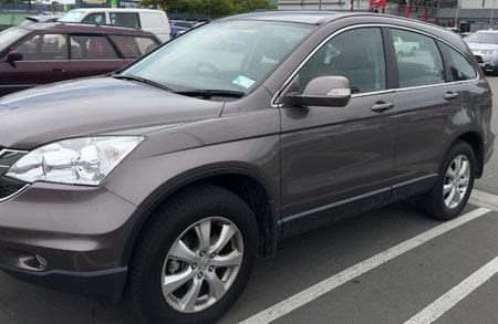 ニュージーランド 4WD