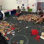 すごい数のレゴで自由に遊べる!クライストチャーチの無料こどもスポット