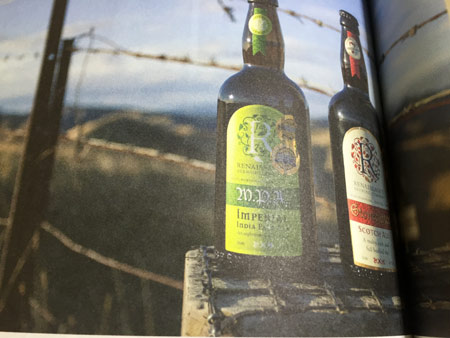 ルネサンス ニュージーランド ビール