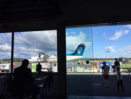 タウランガ空港