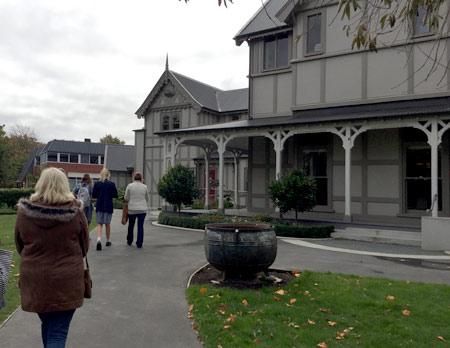 ニュージーランド 私立高校留学