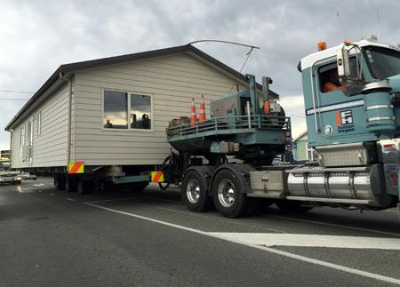 家ごと引っ越し ニュージーランド