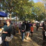 NZ南島最大のマーケット The Riccarton Market