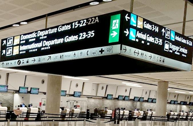 空港で使える英語表現単語