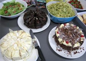ケーキ ニュージーランド
