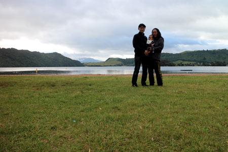 家族でニュージーランド旅行