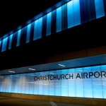 クライストチャーチ空港の無料貸し出しベビーカー