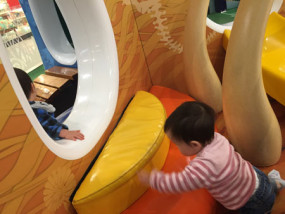 赤ちゃんの遊び場 海外