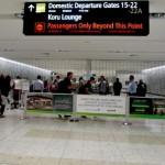 空港のセキュリティーチェックで引っかかった手荷物