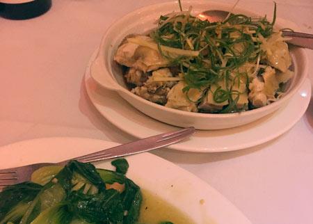 ニュージーランドの中華料理