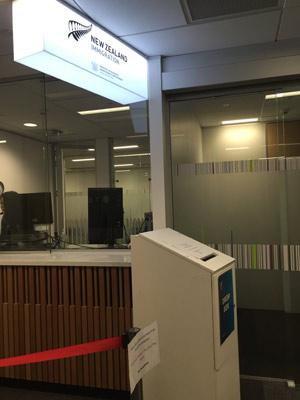 ニュージーランド移民局 オフィス