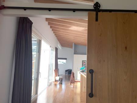 ニュージーランドで新築の家