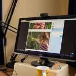 NZの保育園で使われているオンラインアルバム