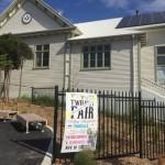 ニュージーランドの小学校フェア
