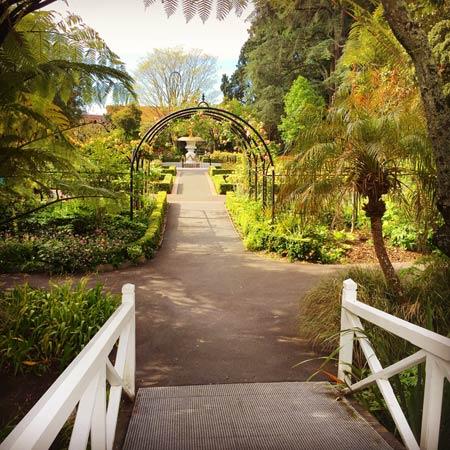 ネルソンの庭園