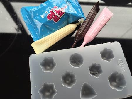 お菓子作成キット