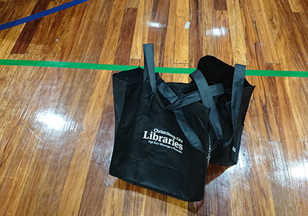 ニュージーランドの図書館