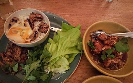 オークランドのベトナム料理