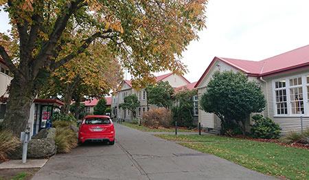 パパヌイハイスクール