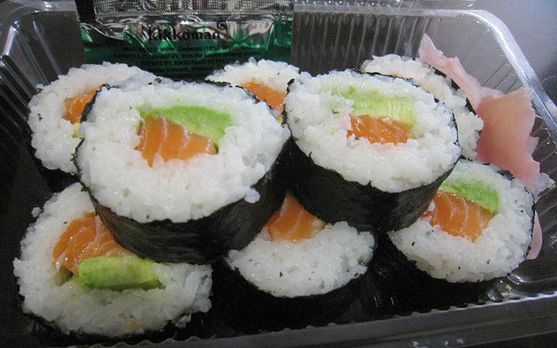 ニュージーランドの寿司