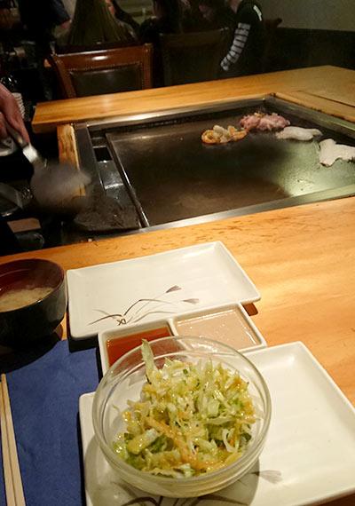 ウェリントンの日本食レストラン