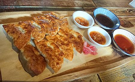九州の餃子