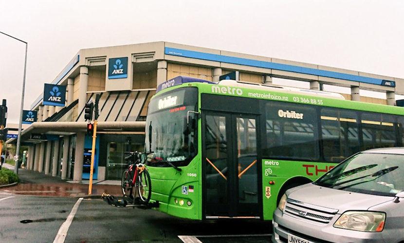 ニュージーランドのバス事情