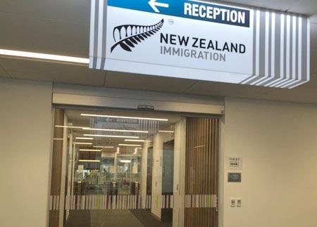 学生ビザ ニュージーランド
