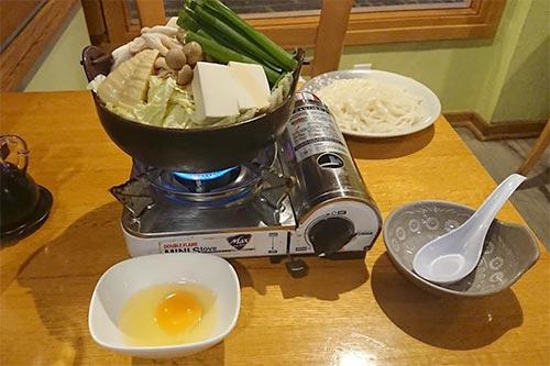 ハワイで日本食