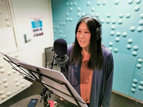晝間尚子 ラジオ局