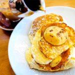 「世界一の朝食」で有名なBILLSシドニー本店でパンケーキ