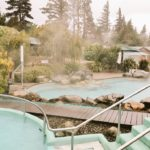 ニュージーランド南島の温泉リゾート「ハンマースプリングス」