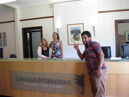 1年間のニュージーランド留学