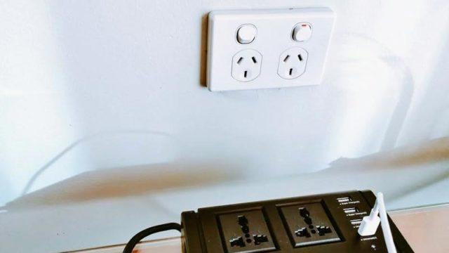 ニュージーランドの電圧