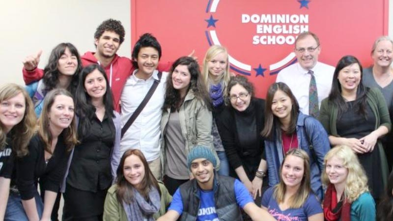 ドミニオン オークランドの語学学校